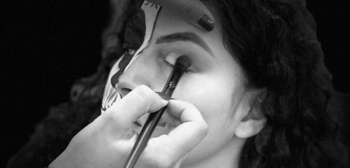 KBA Makeup Application